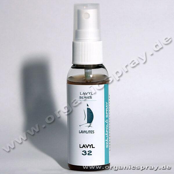 Lavyl 32 spray zahnpflege Verbessern