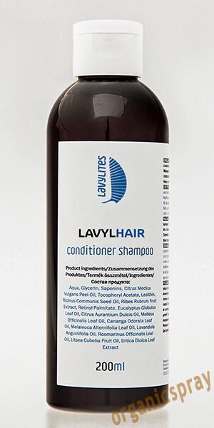 lavyl hair