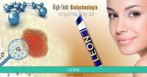leon Sein Hyaluronsäure Kosmetikprodukt zur Pflege der Augenpartie Augencreme
